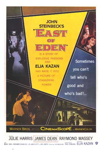 east of eden 1955 with james dean classic film freak
