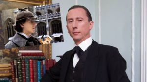 2015 Mr Holmes Nicholas Rowe Young Sherlock Holmes
