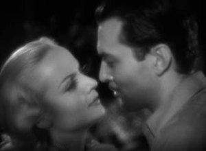 White Woman 1933 Kent Taylor and Carole Lombard