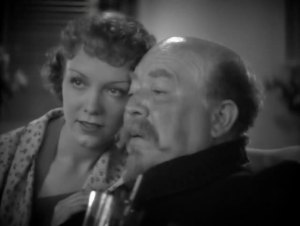 1935 Don't Bet on Blondes Claire Dodd and Guy Kibbee