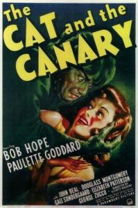 1939 the cat and the canary