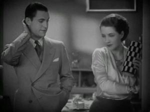 1930 The Divorcee Norma Shearer and Chester Morris 1