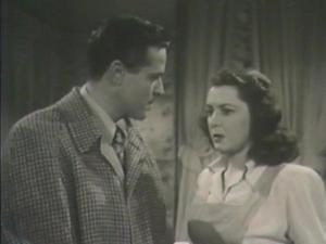 1946 Inside Job Ann Rutherford and Alan Curtis 4