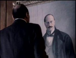 1994 hercule poirot's christmas david suchet and the picture