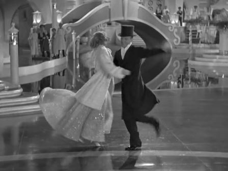 Top Hat 1935 With Fred Astaire And Ginger Rogers Classic Film Freak