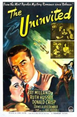 Movie Poster for 1944 film The Uninvited