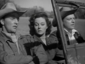 1952 The Lusty Men with Susan Hayward Arthur Kennedy and Robert Mitchum