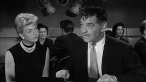 1958 Teacher's Pet Doris Day and Clark Gable 1