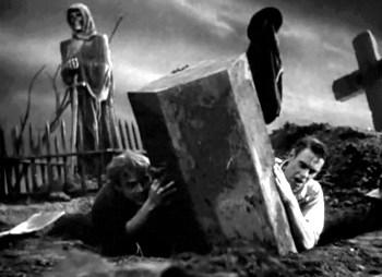 1931 frankenstein-graverobbers Colin Clive