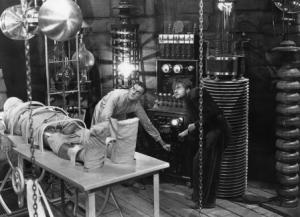 1931 frankenstein lab