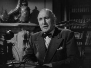 1944 The Uninvited with Donald Crisp