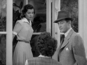 1944 The Uninvited with Raymond Milland Gail Russell and Ruth Hussey