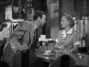 1949 Flamingo Road Zachary Scott and Joan Crawford