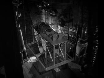 1931 Frankenstein Tower