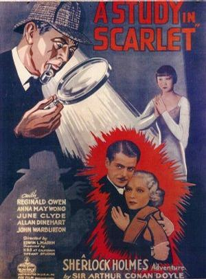 1933 a study in scarlet