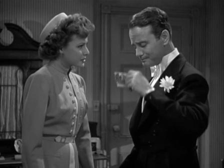 1942 Fingerprints at the Window Lew Ayres and Laraine Day 2