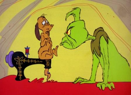 1966 How the Grinch Stole Christmas 2