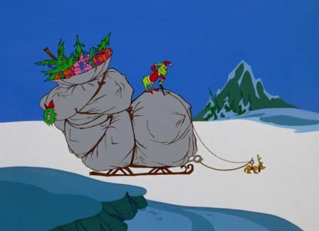 1966 How the Grinch Stole Christmas 3