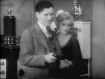 1929 Bulldog Drummond Ronald Colman Joan Bennett 2