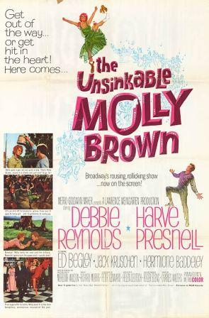 1964 unsinkable molly brown