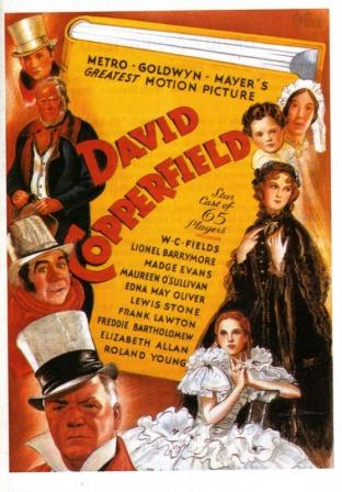 David Copperfield Film