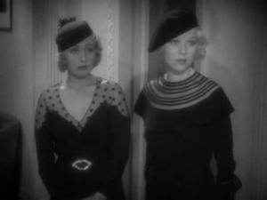 1933 Havana Widows Joan Blondell Glenda Farrell