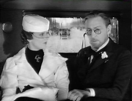 1933 Topaze Myrna Loy John Barrymore 1