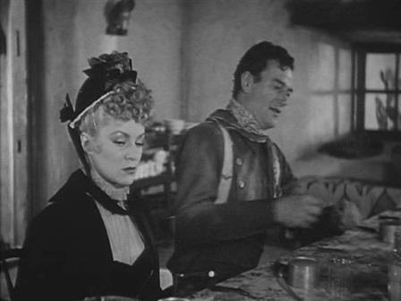1939 Stagecoach Claire Trevor John Wayne