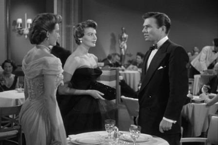 1949 East Side, West Side James Mason Ava Gardner Cyd Charisse