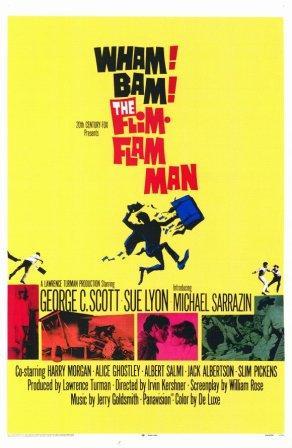 1967 the flim flam man