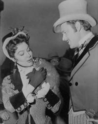 1951 show boat set ava gardner howard keel