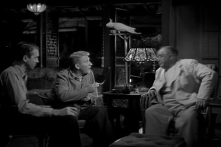 1949 Malaya Jimmy Stewart, Sydney Greenstreet Spencer Tracy