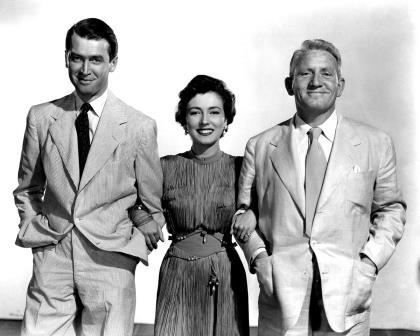 1949 Malaya Jimmy Stewart, Valentina Cortese, Spencer Tracy