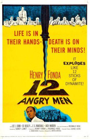 1957 12 angry men