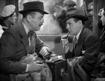 1940 night train to munich austria basil radford naunton wayne