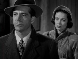 1950 where the sidewalk ends gene tierney dana andrews
