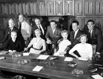 1954 executive suite cast