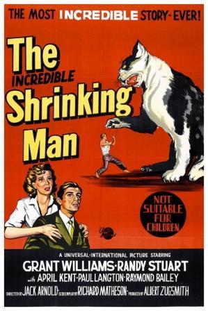 1957 incredible shrinking man