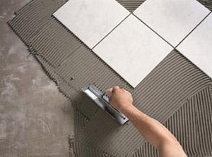 tile before your ceramic tile arrives