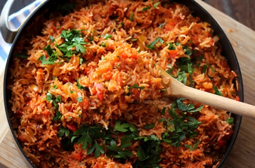 24-Year-Old Wins Jollof Contest, Will Represent Ghana Against Nigeria