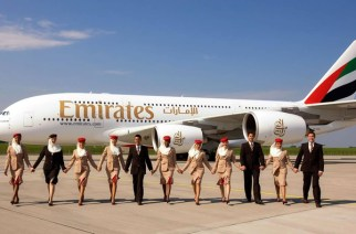 Celebrating Emirates' Sylvia Baah On International Women's Day