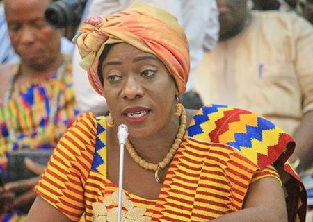 Mrs. Catherine Abelema Afeku