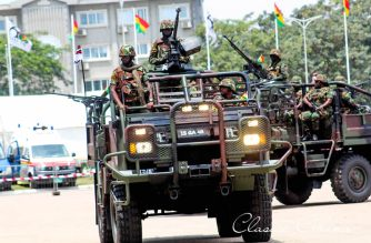 Military Employment Is A Calling – Recruits Told