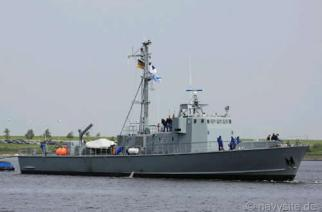 Ghana Navy Impounds Three Fuel Tankers