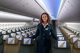 Ethiopian Airlines To Operate 'All-Women Flight' On International Women's Day
