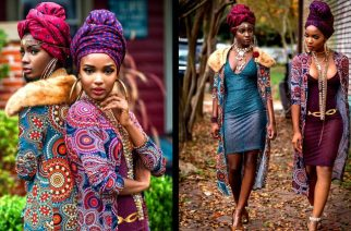Viral Headwrapped Shoot Looks At The Law That Prevented Black Women From Displaying Their Afro 1786