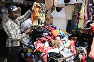 Trump Versus Kagame In Trade Battle Over Used Clothes