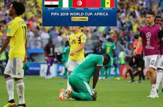 Senegal, Africa Eliminated From 2018 FIFA World Cup