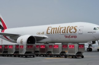 Emirates SkyCargo Wins Pharma Recognition Award