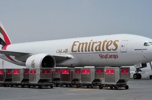 Emirates SkyCargo Wins Pharma Recognition Award